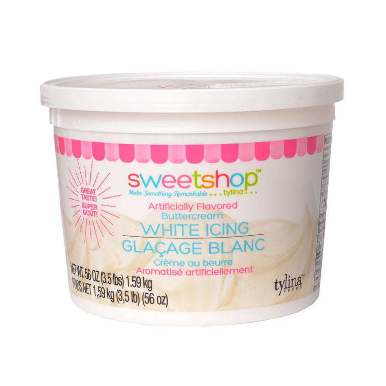 Sweetshop Decorator Icing - White Buttercream