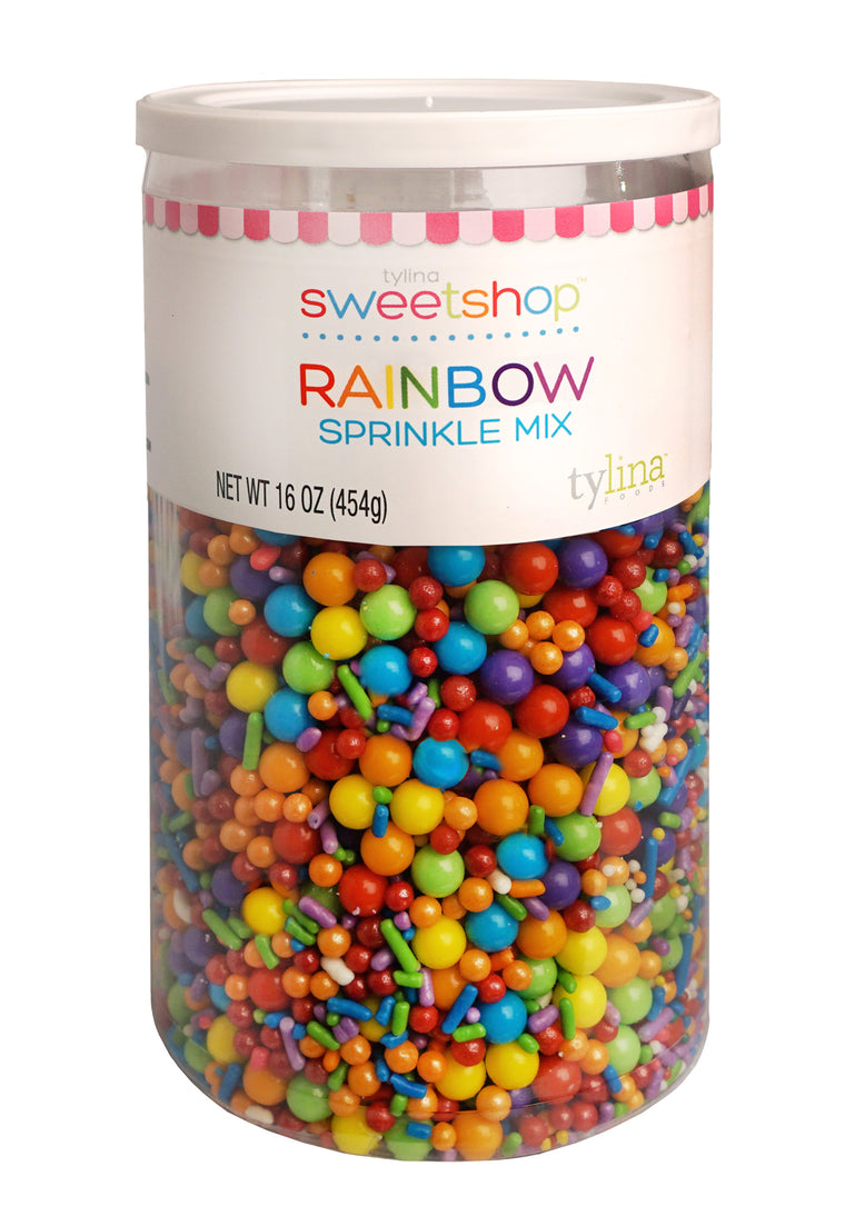 Sweetshop Rainbow Sprinkle Mix Sprinkles