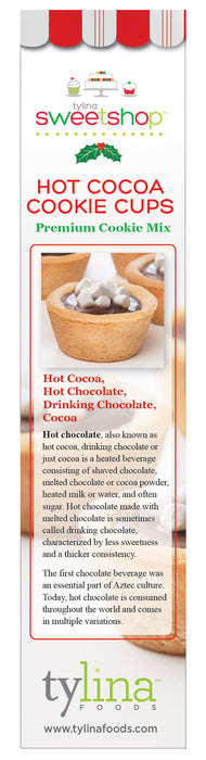 Sweetshop Hot Cocoa Cookie Cup Cookie Mix
