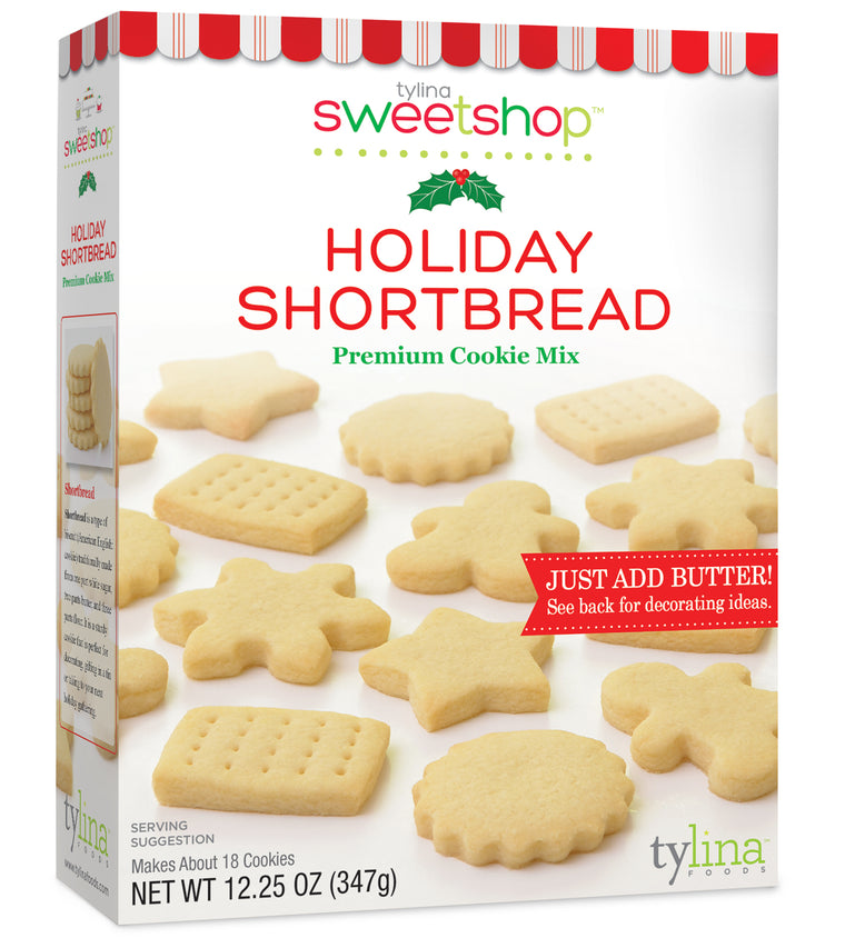 Sweetshop Shortbread Cookie Mix