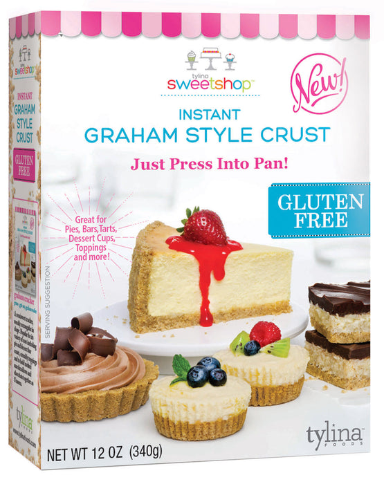 Sweetshop Gluten Free Graham Style Crust