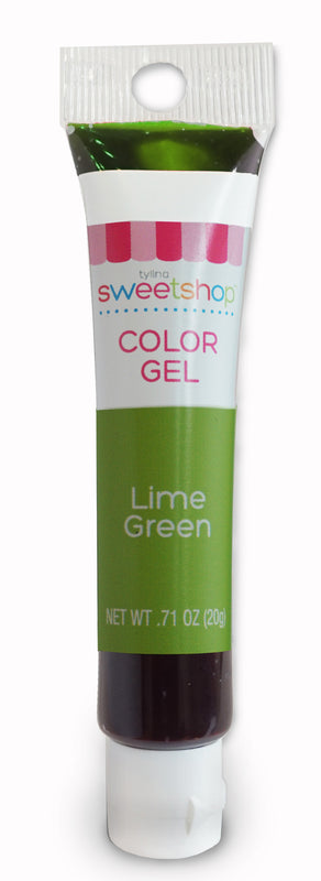 Sweetshop Lime Green Gel Color