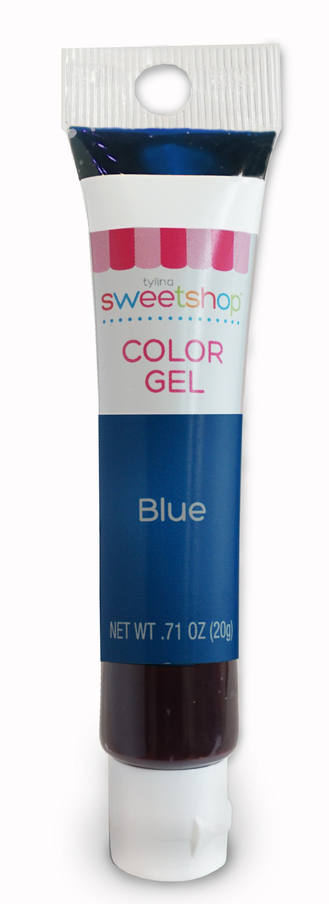 Sweetshop Blue Gel Color