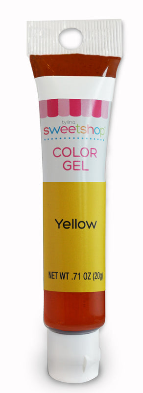 Sweetshop Yellow Gel Color