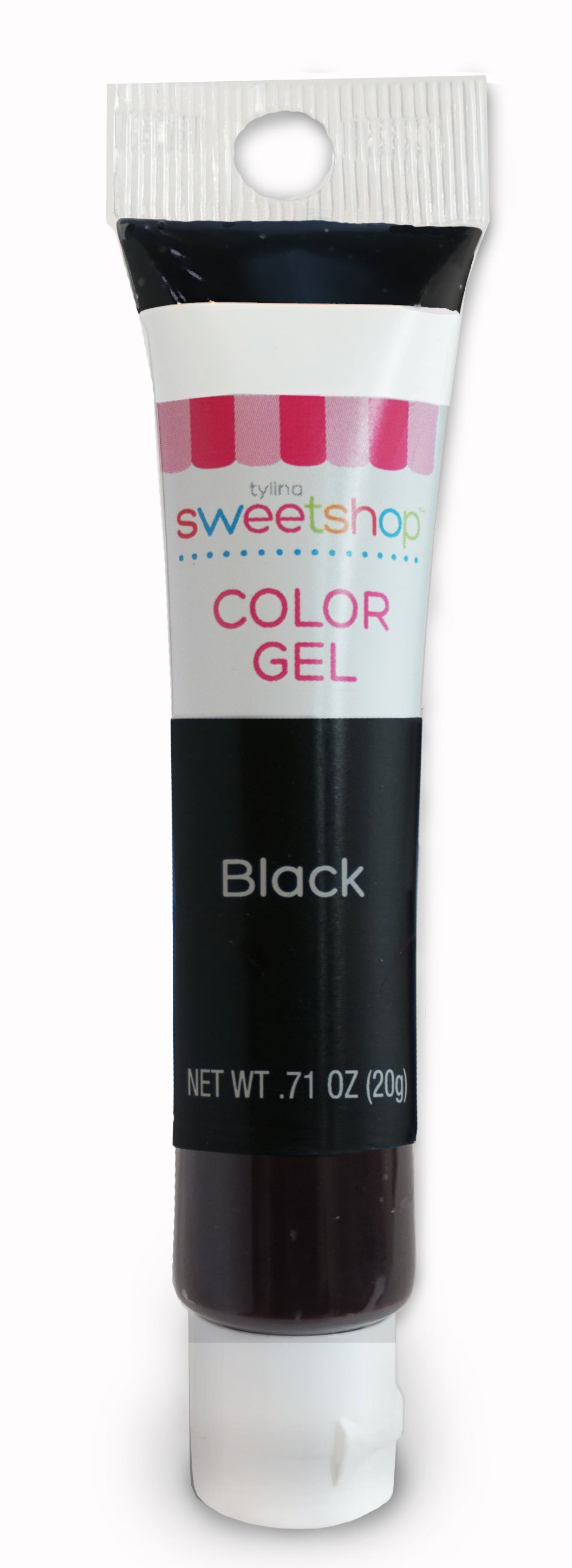 Sweetshop Black Gel Color