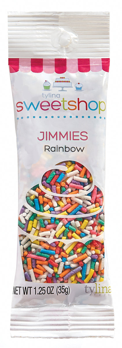 Sweetshop Rainbow Jimmies Packet