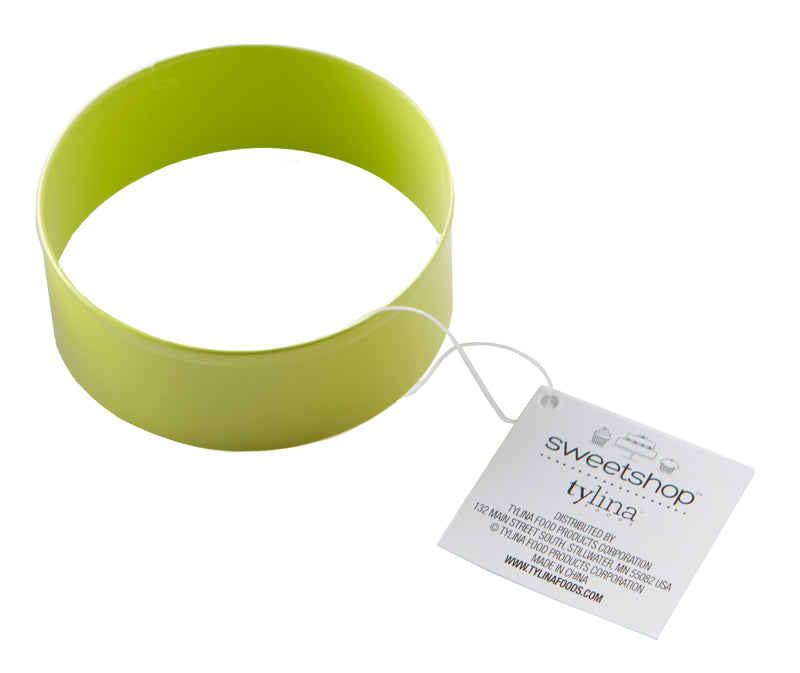Sweetshop Circle Cutter Coated Green