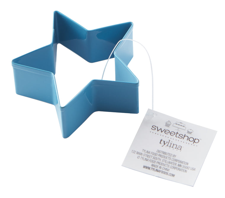 Sweetshop Star Cutter Coated Blue