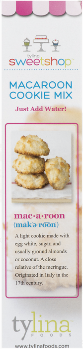 Sweetshop Macaroon Cookie Mix