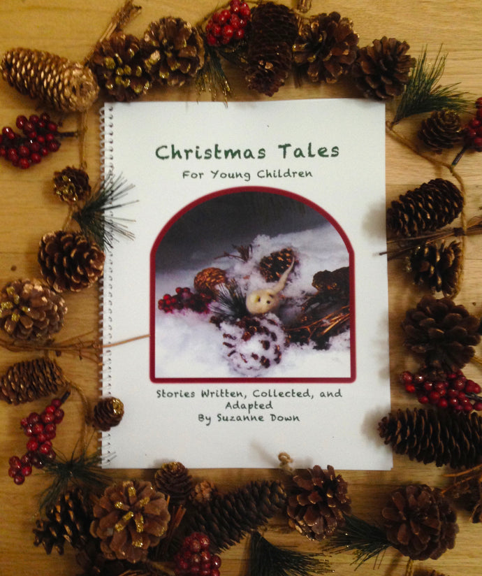 'Christmas Tales for Young Children' - A Joyful Resource Book for Teachers and Parents