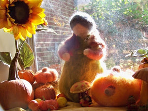 Mother Earth's Children - An Autumn Tale for Young Children