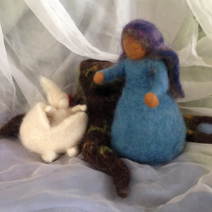 The Snow Baby Story and Table Puppet Set - Resources for Early Childhood