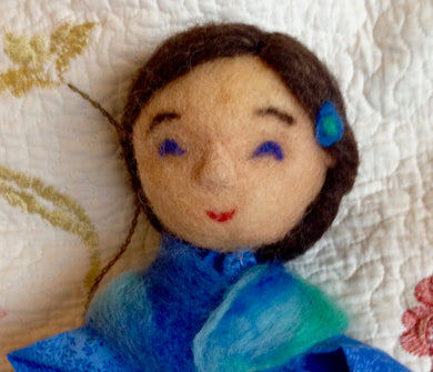 NEW!  2021 ONLINE Summer Annual Puppetry Boot Camp - 'Touched into Being'  - The Mother Rod Puppet Archetype and how Puppetry Supports the Healing Sense of Touch  -  Begins July 10