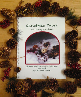 'Christmas Tales for Young Children', a Resource Book for Teachers and Parents
