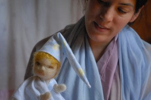 Summer Professional Development Course 2021   - The Art and Joy of Lap Puppetry and the 'Instant Stage'!  A 4-week Online course   Dates TBA