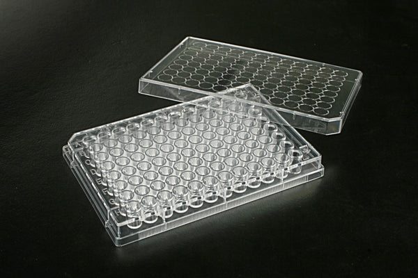 96 Well-Flat bottom, Multi Well Cell  Culture Plates, 1 plate/bag, 100/cs