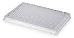 384-Well PCR Plates, Half Skirt, Fits Roche LightCycler® 480