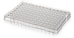 96-Well PCR Plate, Half Skirt, ABI compatible