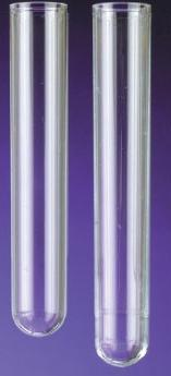 13 x 100 mm Polystyrene Test Tubes, 1000/cs
