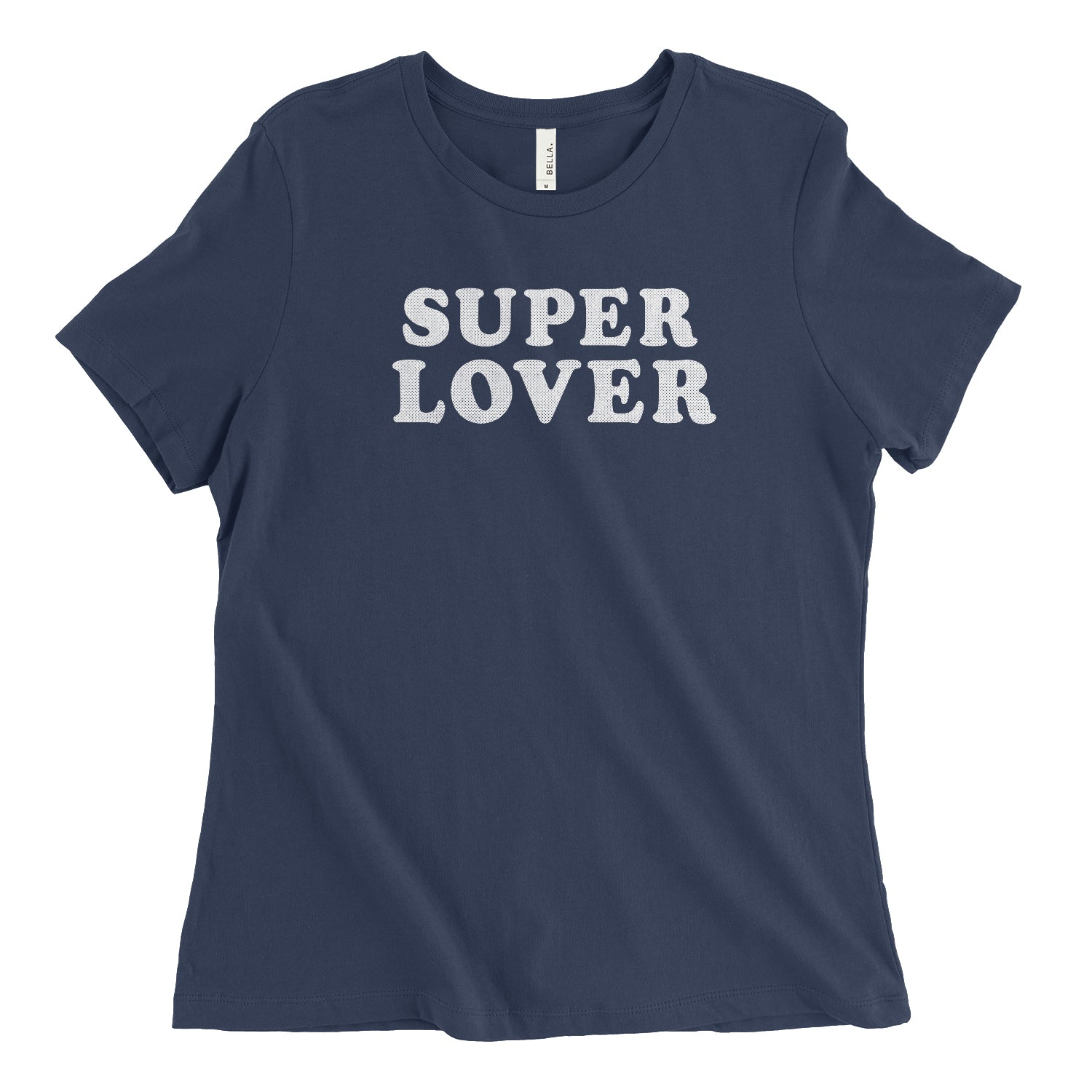 Super Lover Womens Relaxed Tee