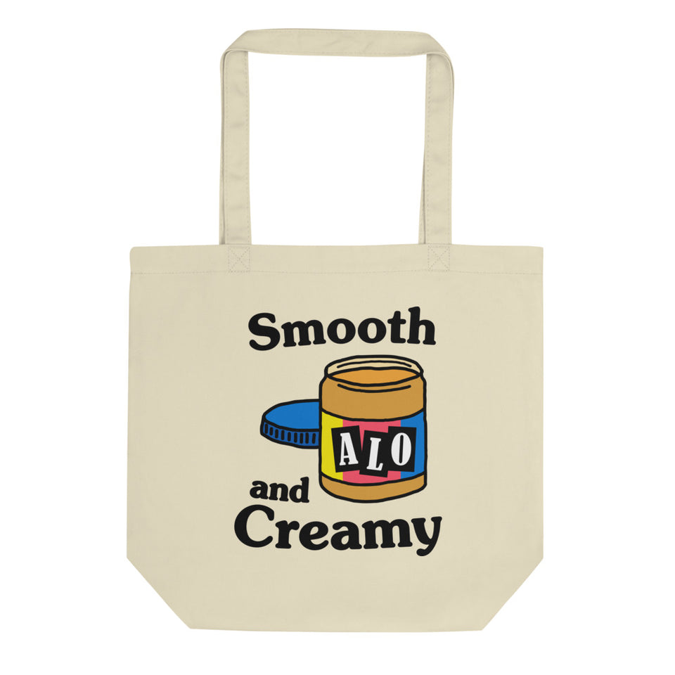 Smooth and Creamy Tote Bag