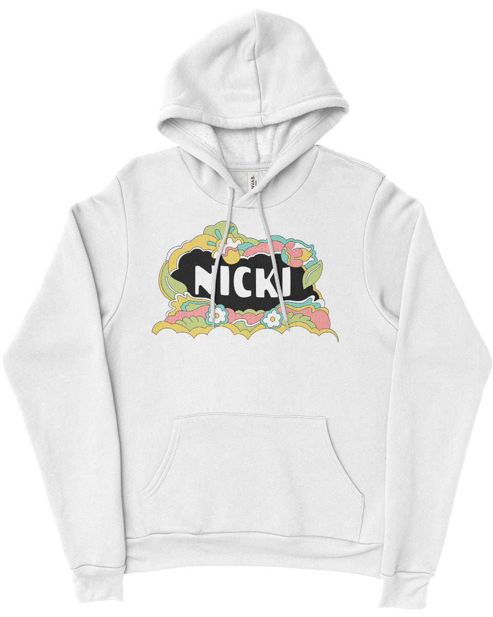Floral Bloom Unisex Hoody