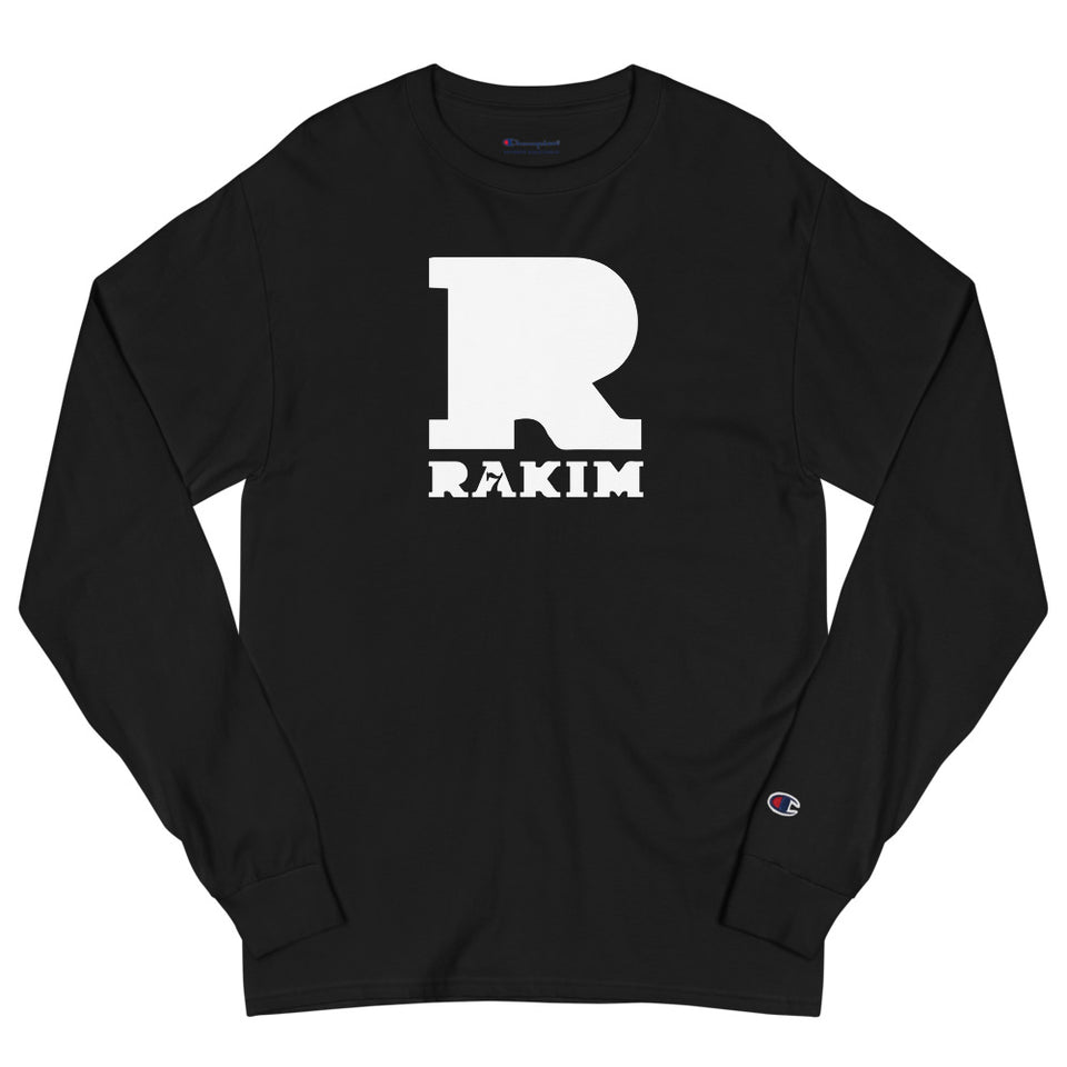 The Letter R Heavyweight Champion Longsleeve