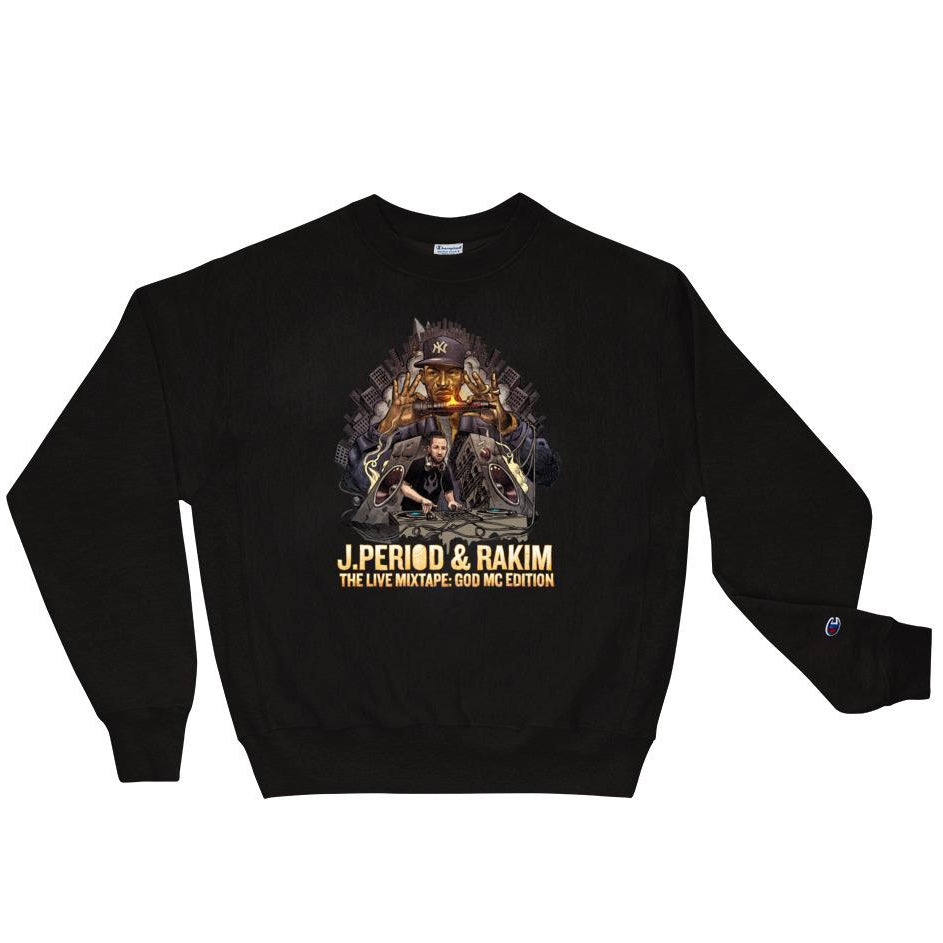 God MC Champion Heavyweight Sweatshirt