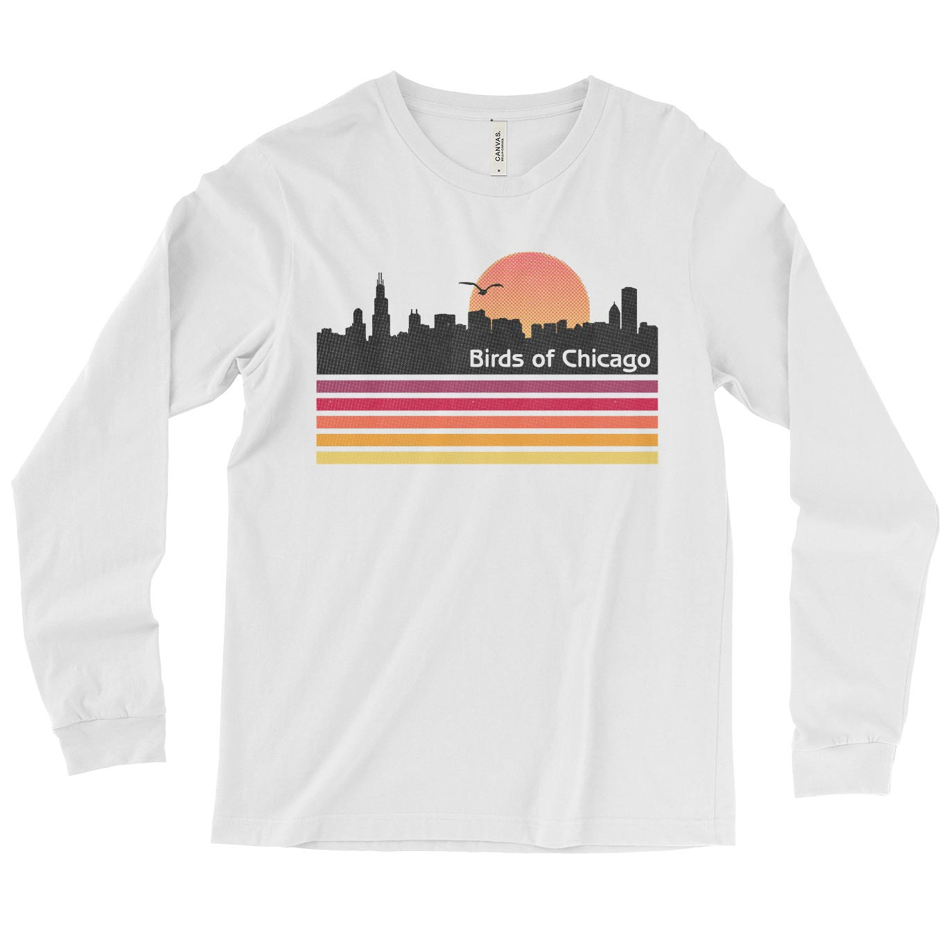 Chicago Skyline Longsleeve