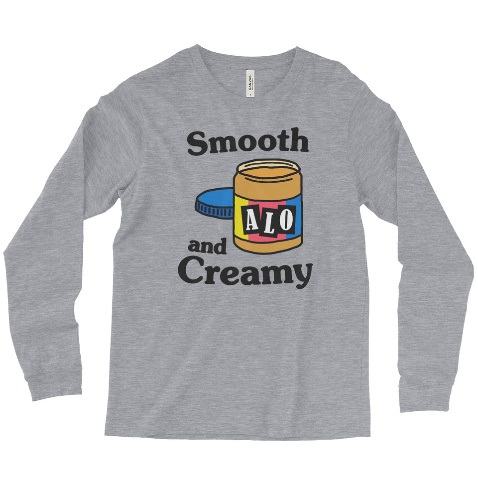 Smooth and Creamy Unisex Longsleeve Tee