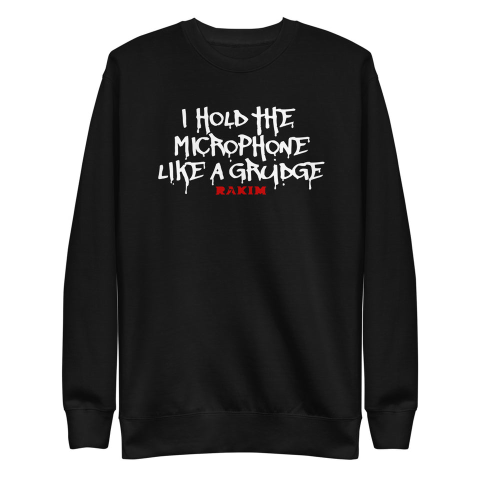 Like a Grudge Unisex Fleece Pullover