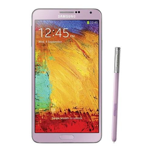 Samsung	Galaxy Note 3 - Pink 32GB