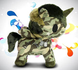 "Tokidoki Sgt. Rumble 11"" high quality plush Special Edition - Yoga Munkee"