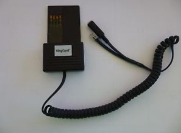 Vingcard 2100 Programming card contact card probe