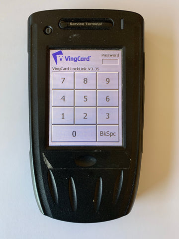 Used Vingcard Service terminal