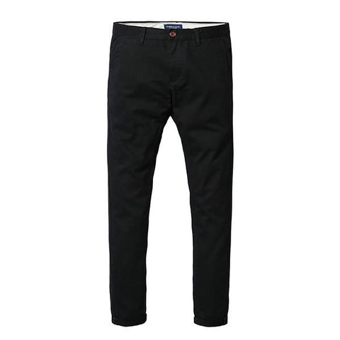 Casual Cotton Trousers - HighStreetFashionStore