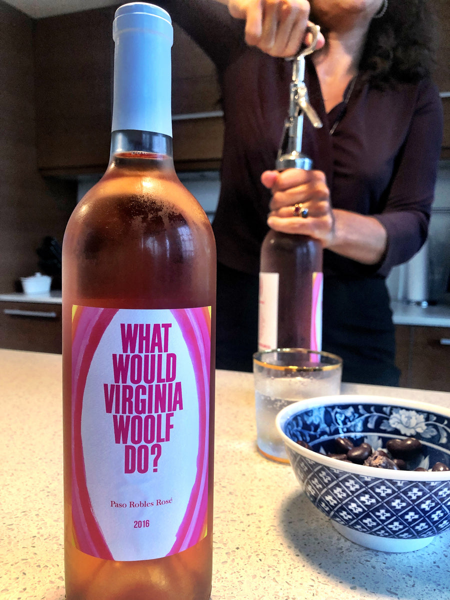 2016 What Would Virginia Woolf Do? Paso Robles Rosé
