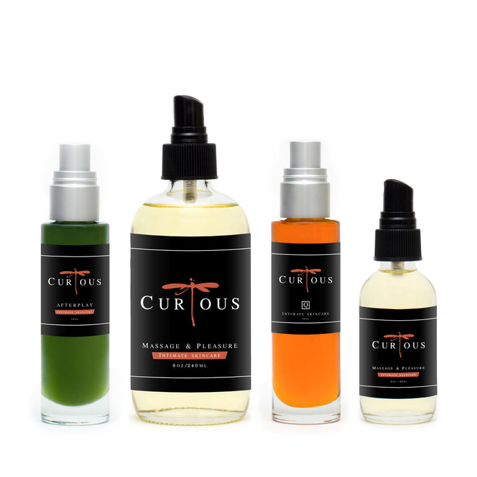 Curious™ Intimate Skincare