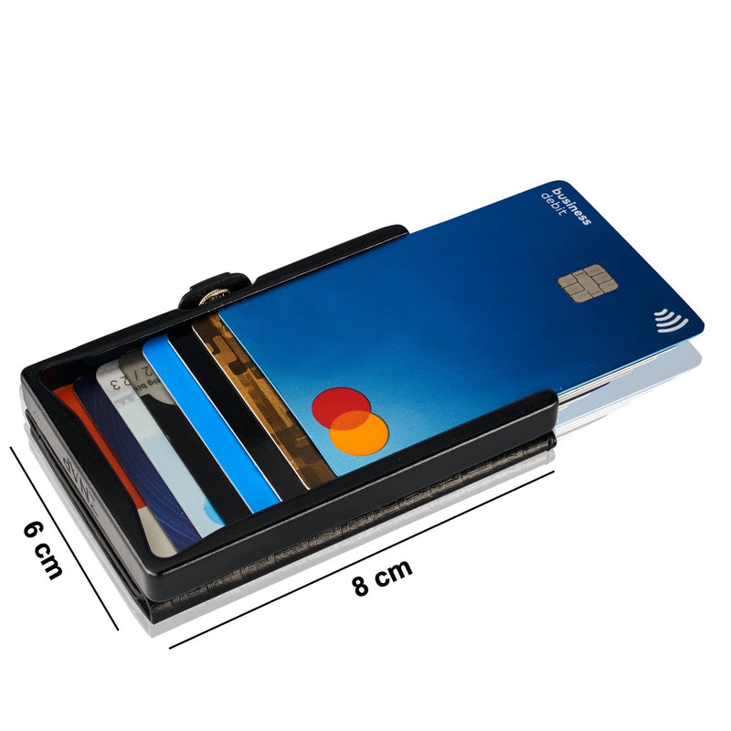 ZNAP Slim Wallet - Carbon