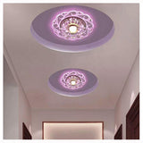 Modern Crystal LED Saving Bright Ceiling Light Lamp Fixture Chandelier 2