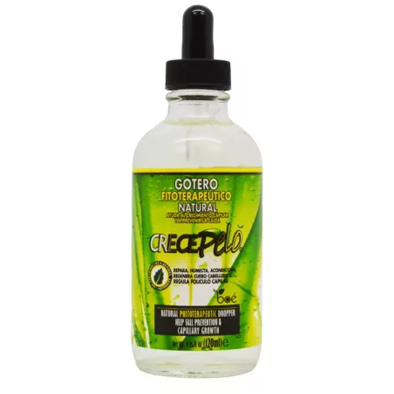 BOE - Crece Pelo Hair Growth Drops 4.25 oz.
