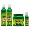 BOE - Crece Pelo Shampoo 13.2 oz., Rinse 12.5 oz., Treatment 36 oz., & Leave-In Conditioner 4 oz.