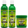 BOE - Crece Pelo Shampoo 13.2 oz., Rinse 12.5 oz., & Treatment 16 oz.