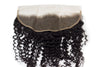 "13""x4"" Frontal - Kinky Curl (Silk Based)"