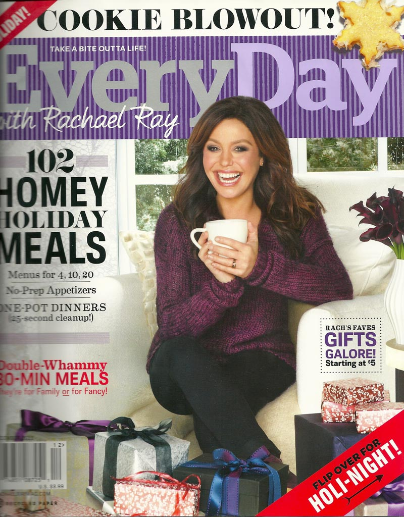 Every Day With Rachel Ray – Rach's Gift Guide Include Robert Siegel