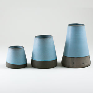Elements Aqua Blue Cones 2