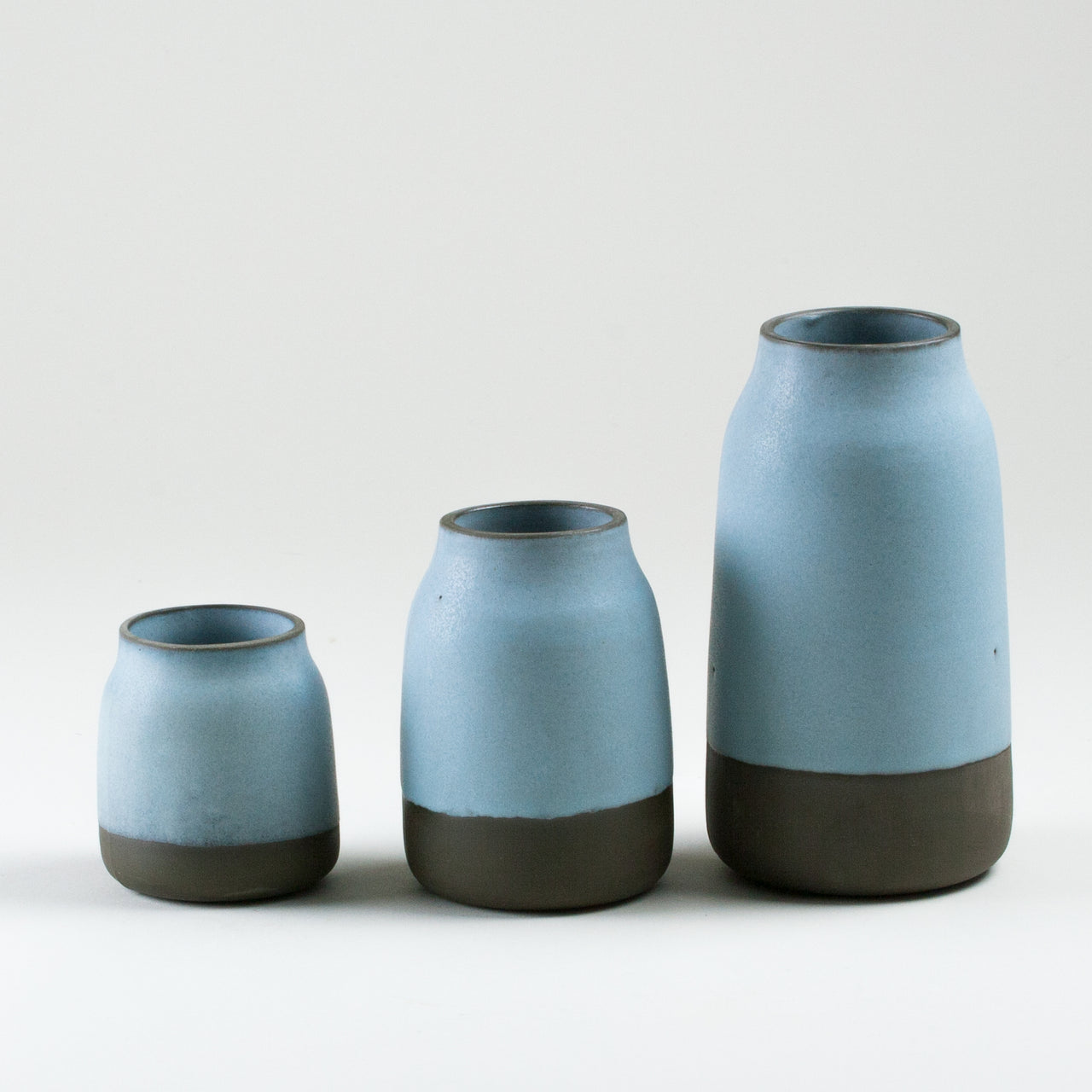 Elements Aqua Blue Milk Jugs 2