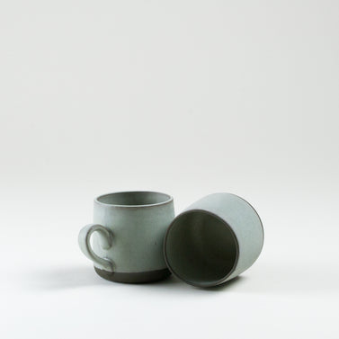 Elements French Green Cup & Mug