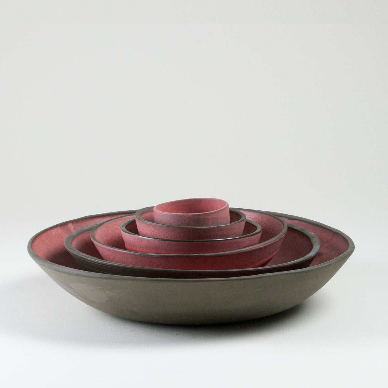 Elements Ruby Dust Bowls Side Shot