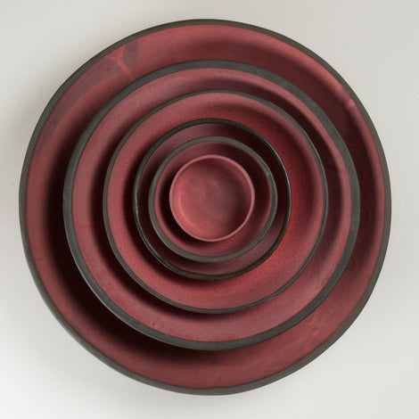 Elements Ruby Dust Bowls